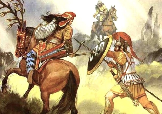 the greco persian war battles fought