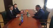 Сурков на встрече с Бибиловым: мы единомышленники