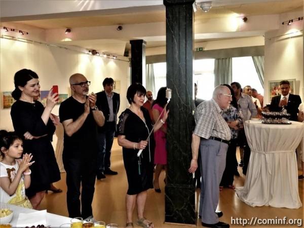 В Париже завершились «Дни осетинской культуры в Европе»