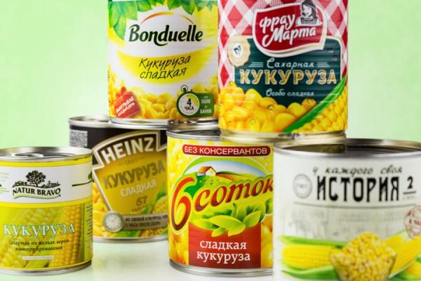 Ядовитая желтая ГМО-кукуруза