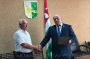 Инал Алборов стал Заслуженным артистом Абхазии