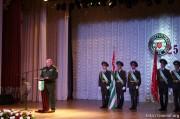 Югоосетинские военные поздравили абхазских коллег