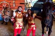 Цирковая жизнь осетинского джигита в Китае