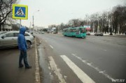 Госдума увеличила размер штрафа за отказ водителя уступить дорогу пешеходам