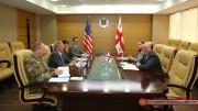 США выделили на военную реформу в Грузии 100 млн долларов