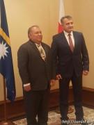 Науру поможет Южной Осетии наладить контакты со странами тихоокеанского региона