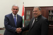 Президент Науру: Будем биться за Абхазию до последнего