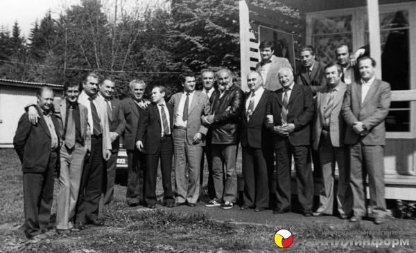 Поездка Бибо Ватаева в Южную Осетию. 1977г