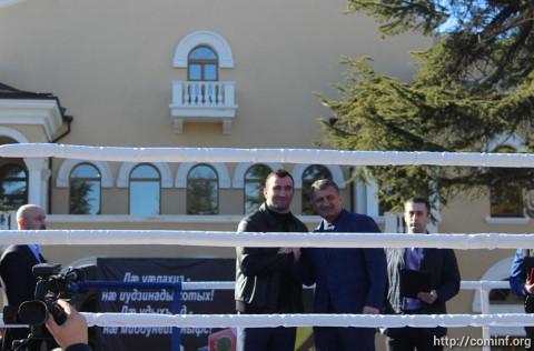 Мурат Гассиев жителям Южной Осетии: ваша поддержка для меня дорогого стоит