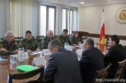 Военные РФ и РЮО обсудили реализацию соглашения о фельдъегерско-почтовой связи