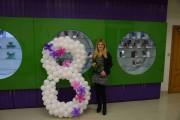 «МегаФон-Южная Осетия» поздравил женщин с 8 Марта.