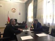 Главы правительств Южной и Северной Осетии провели первую официальную встречу