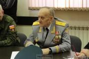 В Южной Осетии скончался один из создателей ВС Республики, генерал Улифан Тедеев