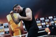 Федерация бокса РФ предложила провести бой Усика с Гассиевым 22 июля в России