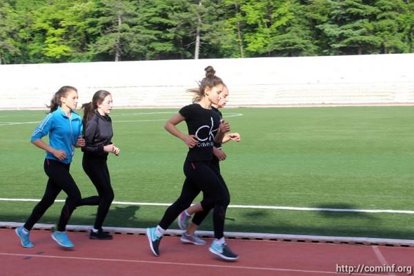 Легкоатлеты Южной Осетии заняли 11 призовых мест на чемпионате РСО-Алания