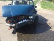 В Цхинвале водитель, не справившись с управлением, врезался в магазин