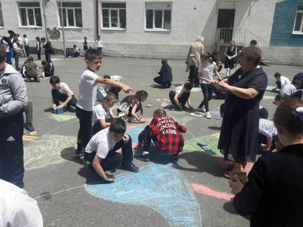 Вторая школа отметила День пионерии