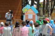 В День России детям в Южной Осетии показали русскую народную сказку