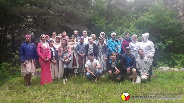 Фоторепортаж: Реком – Святилище, которое объединяет народ и дарит чувство благодати (2018г)