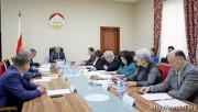 Вопросы подготовки новогодних мероприятий обсудили в Цхинвале