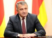 Анатолий Бибилов поздравил Зарину Догузову с назначением на должность главы Ростуризма