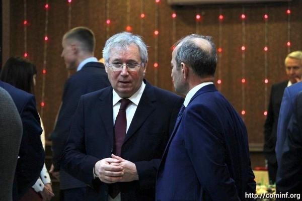 В Цхинвале состоялся прием, посвященный Дню дипломатического работника РФ