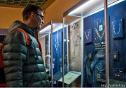Скифское золото: на выставке в Крыму показали 140 украшений предков осетин