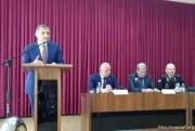 Анатолий Бибилов призвал силовиков усилить контроль за правопорядком во время выборов