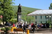Стихи и поздравления: День осетинского языка и литературы отметили в Цхинвале