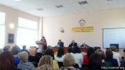 Конференцию в Цхинвале посвятили Бидзине Кочиеву и вопросам родного языка