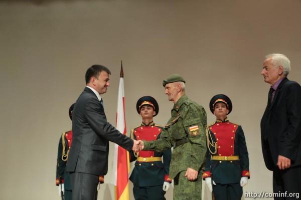 Поздравления и медали: Парламент Южной Осетии VІ созыва завершает свою работу