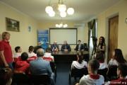 Анатолий Бибилов – участникам Всемирных игр соотечественников: Мы гордимся вами