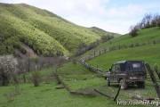 В селе Залда Южной Осетии произошла перестрелка, двое милиционеров ранены