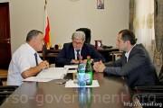 Премьеру Южной Осетии доложили о снижении налоговых поступлений от ЗАО «Остелеком»