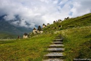 Даргавский некрополь закроют для посетителей