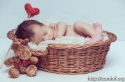 Девочка весом более 3 кг родилась в канун Нового года в Южной Осетии