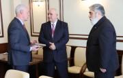 Глава МИД Южной Осетии встретился с главой Думы Владивостока
