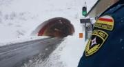В ночь на четверг в республике выпал сильный снег. По прогнозам синоптиков, такая погода продержится всего два дня