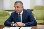 Анатолий Бибилов омоновцам: вы стали образцом бескорыстной любви к Родине