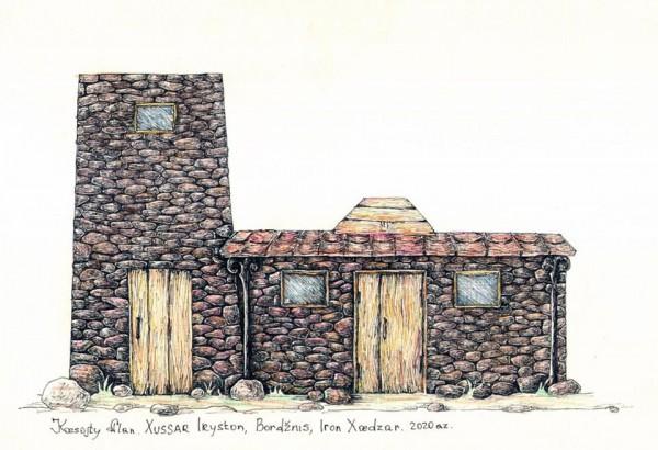 Список людей, оказавших посильную благотворительную помощь  ( с 2017 года по 31 июля 2020) в строительстве аланского дома-музея в рамках этнодеревни образца 1700 года в селении Борджнис Дзауского района. Часть 2