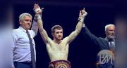 Осетинский спортсмен Георгий Челохсаев выиграл главный бой турнира Kold Wars, который длился всю дистанцию в 10 раундов