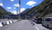 Пункт пропуска в РФ работает штатно после открытия границы с Южной Осетией